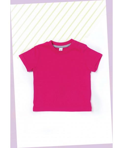 tee shirt manche courte bébé