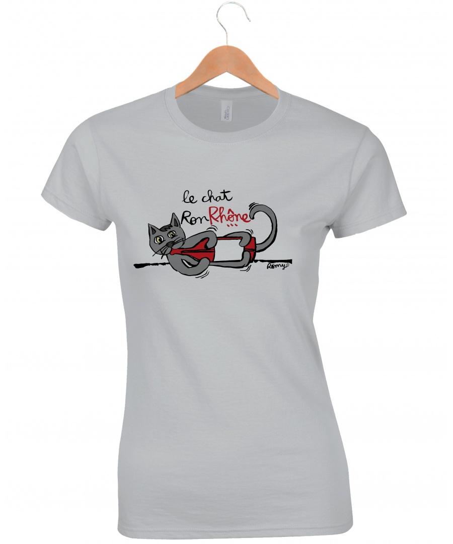 Le chat ronrhone