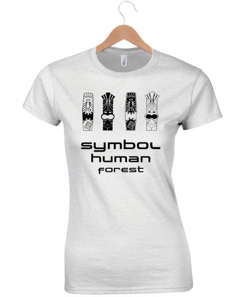 Symbol Human Forest